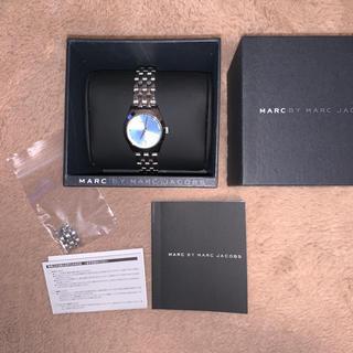 マークバイマークジェイコブス(MARC BY MARC JACOBS)のマークバイマークジェイコブスの腕時計(腕時計)