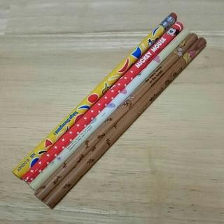 ディズニー(Disney)の【Disney】鉛筆5本セット(鉛筆)
