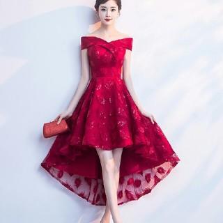 30b77dc660428 花嫁のドレス 演出服 結婚式 二次会 セクシーワンピース 発表会(ウェディングドレス)