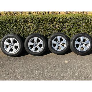 グッドイヤー(Goodyear)のアルファードハイブリッド30系 純正品 16インチホイール 4本セット(タイヤ・ホイールセット)