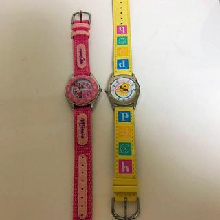 ディズニー(Disney)の腕時計 (2本セット)(腕時計)