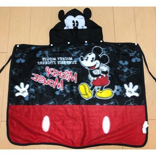 ディズニー(Disney)のディズニー ミッキー ガウン ブランケット(毛布)