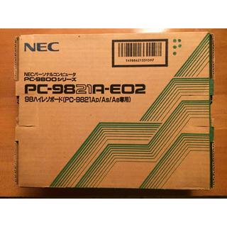 エヌイーシー(NEC)のPC-9821A-E02 ハイレゾボード NEC (PCパーツ)