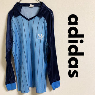 アディダス(adidas)のadidas ビンテージシャツ(ウェア)