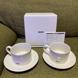 ビーエムダブリュー(BMW)のBMWノベルティ コーヒーカップ(グラス/カップ)