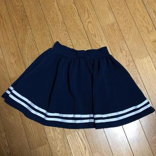 シマムラ(しまむら)のスカート インナーパンツ付き(スカート)