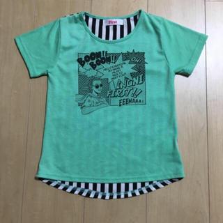 イングファースト(INGNI First)のINGNI  first TシャツM(120-130)(Tシャツ/カットソー)