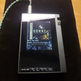オンキヨー(ONKYO)のdp-s1a(ポータブルプレーヤー)
