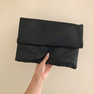 ディーホリック(dholic)のクラッチバッグ dholic 韓国 ブラック(クラッチバッグ)