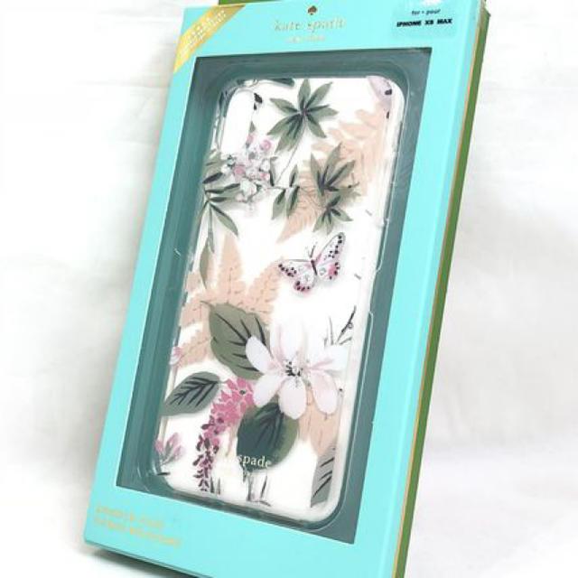 iphonex メタル ケース | kate spade new york - ケイトスペード iPhoneXS MAX スマホケース WIRU1021 クリアの通販 by Aika's Boutique|ケイトスペードニューヨークならラクマ