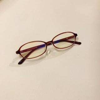 ゾフ(Zoff)のzoffブルーライトカットメガネPCめがね眼鏡(サングラス/メガネ)
