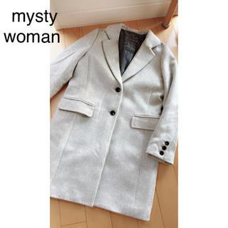 ミスティウーマン(mysty woman)の mysty woman(ロングコート)