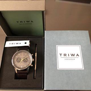 トリワ(TRIWA)の【 新品・箱あり 】TRIWA メンズ 腕時計(腕時計(アナログ))