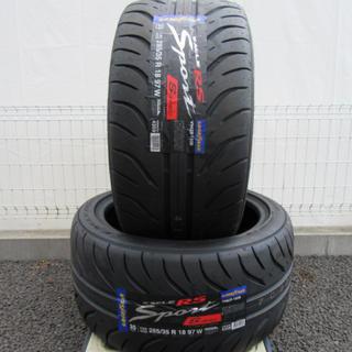 グッドイヤー(Goodyear)のGOOD YEAR RS SPORT S-SPEC 285/35R18 2本特価(タイヤ)