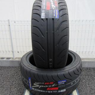 グッドイヤー(Goodyear)のGOOD YEAR RS SPORT S-SPEC 235/40R17 2本特価(タイヤ)