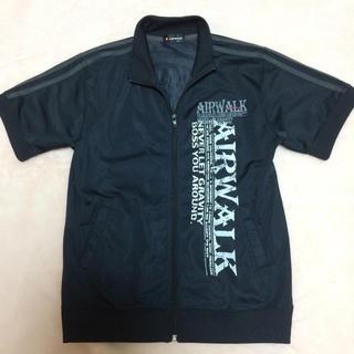 エアウォーク(AIRWALK)のエアウォーク  半袖ジャージ ジャケット 150(ジャケット/上着)