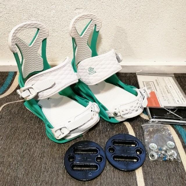 こにた様専用 スポーツ/アウトドアのスノーボード(バインディング)の商品写真