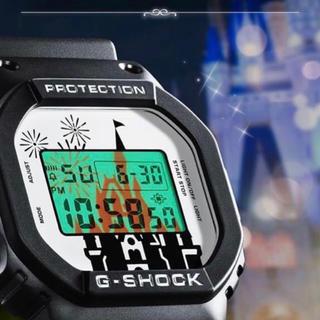 ディズニー(Disney)のディズニー 35周年限定ウォッチ G-SHOCK(腕時計(デジタル))
