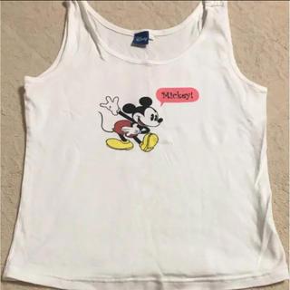 ディズニー(Disney)のタンクトップ ミッキー(タンクトップ)
