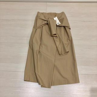 カプリシューレマージュ(CAPRICIEUX LE'MAGE)の新品タグ付き CAPRICIEUX LE'MAGE スカート(ひざ丈スカート)