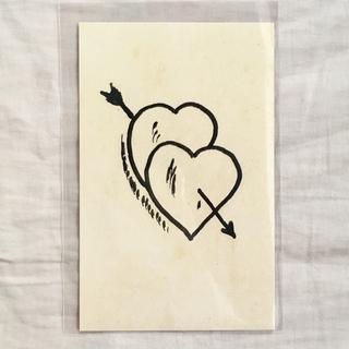アッシュペーフランス(H.P.FRANCE)のJohn Derian ジョンデリアン ポストカード ⑧ Romantic (切手/官製はがき)