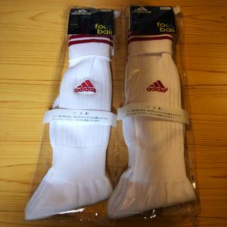 アディダス(adidas)の【新品】アディダス adidas サッカー ソックス 25cm 〜 27 cm(その他)