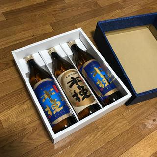 焼酎 木挽BLUE瓶 25度 雲海酒造 3本セット(焼酎)