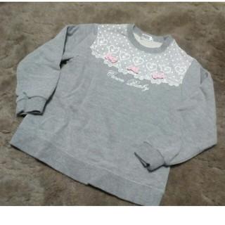 クラウンバンビ(CROWN BANBY)のmev様専用 CROWN BANBY トレーナー 120(Tシャツ/カットソー)