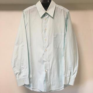 INED HOMME イネドオム/メンズ/カラー長袖Yシャツ