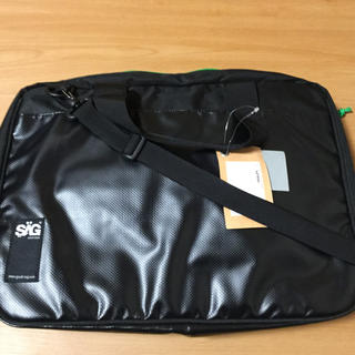 サグライフ(SAGLiFE)のMarlboro コラボ SAG Lifeブリーフバック 新品未使用(ビジネスバッグ)