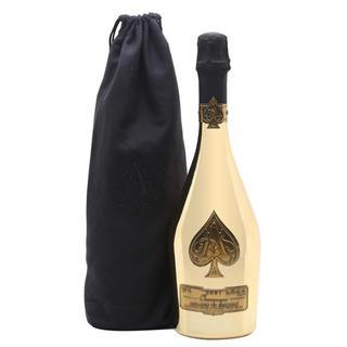 ドンペリニヨン(Dom Pérignon)のアルマンド ブリニャック     ゴールド 750ml(シャンパン/スパークリングワイン)