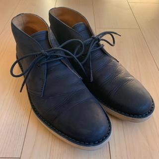 ビームス(BEAMS)のビームス パドローネ チャッカブーツ 27cm(ブーツ)