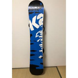 ケーツー(K2)のK2 スノーボード3点セット(ボード)