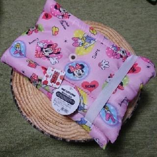 ディズニー(Disney)のディズニー 防災頭巾 ピンク(防災関連グッズ)