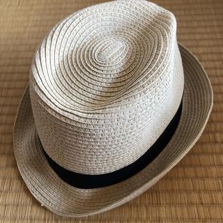 ジーユー(GU)の麦わら帽子 カンカン帽(ハット)