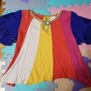 バックアレイ(BACK ALLEY)のバックアレイ 120 半袖(Tシャツ/カットソー)