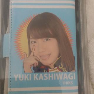 エーケービーフォーティーエイト(AKB48)のAKB48 柏木由紀 スマホカバー(iPhoneケース)