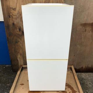 ムジルシリョウヒン(MUJI (無印良品))の近郊送料無料♪ 人気の無印良品 110L 冷蔵庫 SMJ-11A(冷蔵庫)