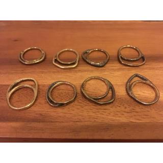 イオッセリアーニ(IOSSELLIANI)のあさ様専用イオッセリアーニ パズルリング(リング(指輪))