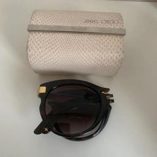 ジミーチュウ(JIMMY CHOO)のjimmychoo packable サングラス(サングラス/メガネ)