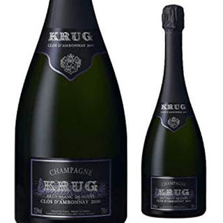 クリュッグ(Krug)のクリュッグ クロ・ダンボネ 2000 (KRUG CLOS D'AMBONNAY(シャンパン/スパークリングワイン)