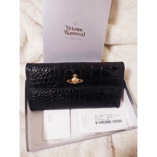 ヴィヴィアンウエストウッド(Vivienne Westwood)のVivienne Westwood  エナメル 長財布 (財布)