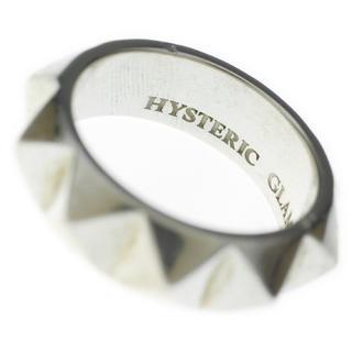 ヒステリックグラマー(HYSTERIC GLAMOUR)の専用出品☆ヒステリックグラマー スタッズリング 16号(リング(指輪))