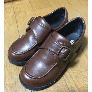 ミキハウス(mikihouse)のMIKI HOUSE フォーマル靴 18㎝(フォーマルシューズ)