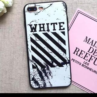 iPhoneケース6.6s off white