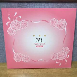 カウブランド(COW)の牛乳石鹸薔薇(ボディソープ / 石鹸)