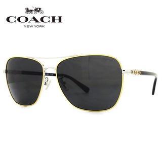 COACH - 【新品】サングラス ティアドロップ コーチ サングラス