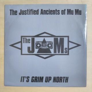 THE JUSTIFIED ANCIENTS OF MU MU(ターンテーブル)