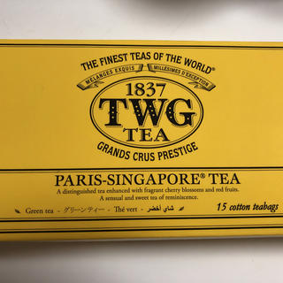 TWG グリーンティー(茶)