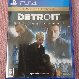 プレイステーション4(PlayStation4)のPS4 デトロイトビカムヒューマン(家庭用ゲームソフト)